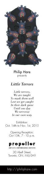 Little Terrors bookmark 001 b